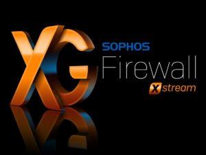 Sophos Firewall XG